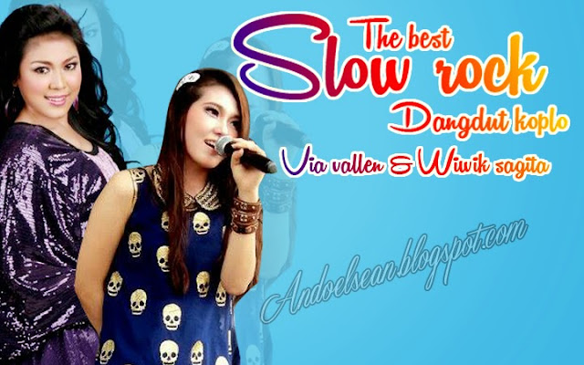 The best slow rock versi dangdut koplo
