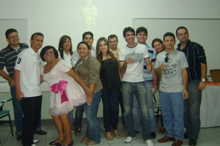 2009.1 - Professora Homenageada -