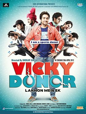 Vicky Donor - Vicky Donor