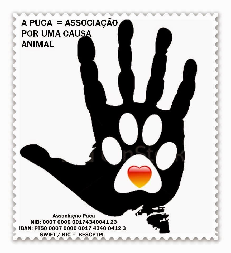 PUCA = Por Uma Causa Animal