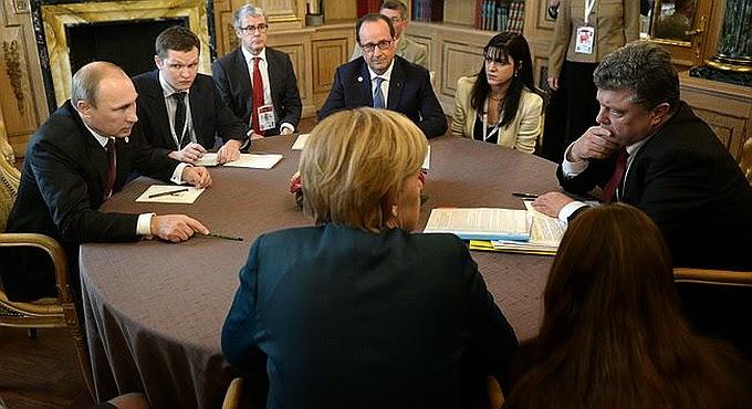 """В Милане на саммите """"Азия - Европа"""" (ASEM) состоялись переговоры между президентами РФ и Украины с участием лидеров европейских стран"""