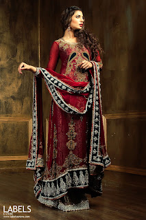 Ammar Shahid Hd Bridal Dresses 2013 Images