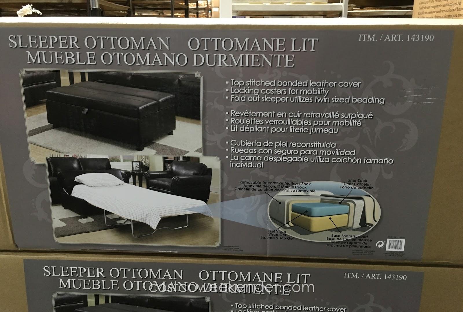 Ottoman Sofa Bed Costco Dog Sofa Bed Costco Design Reviews On