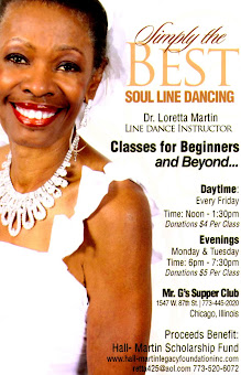 Line Dance Classes
