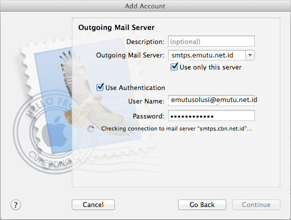 how to delete email account on macbook pro