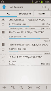 Descargar aTorrent PRO   Torrent App v2.1.2.1 APK (Gratis)