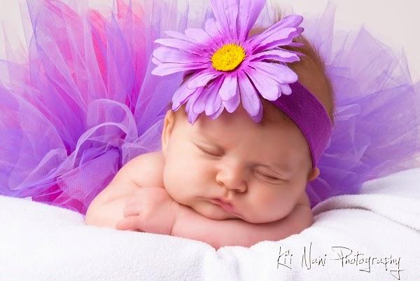 Photo de bébé mignon pour facebook
