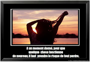 Citation image risque, citation sur le risque en image, photo citation .