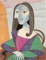 PARIS  MONA LYSA  BY PABLO PICASSO