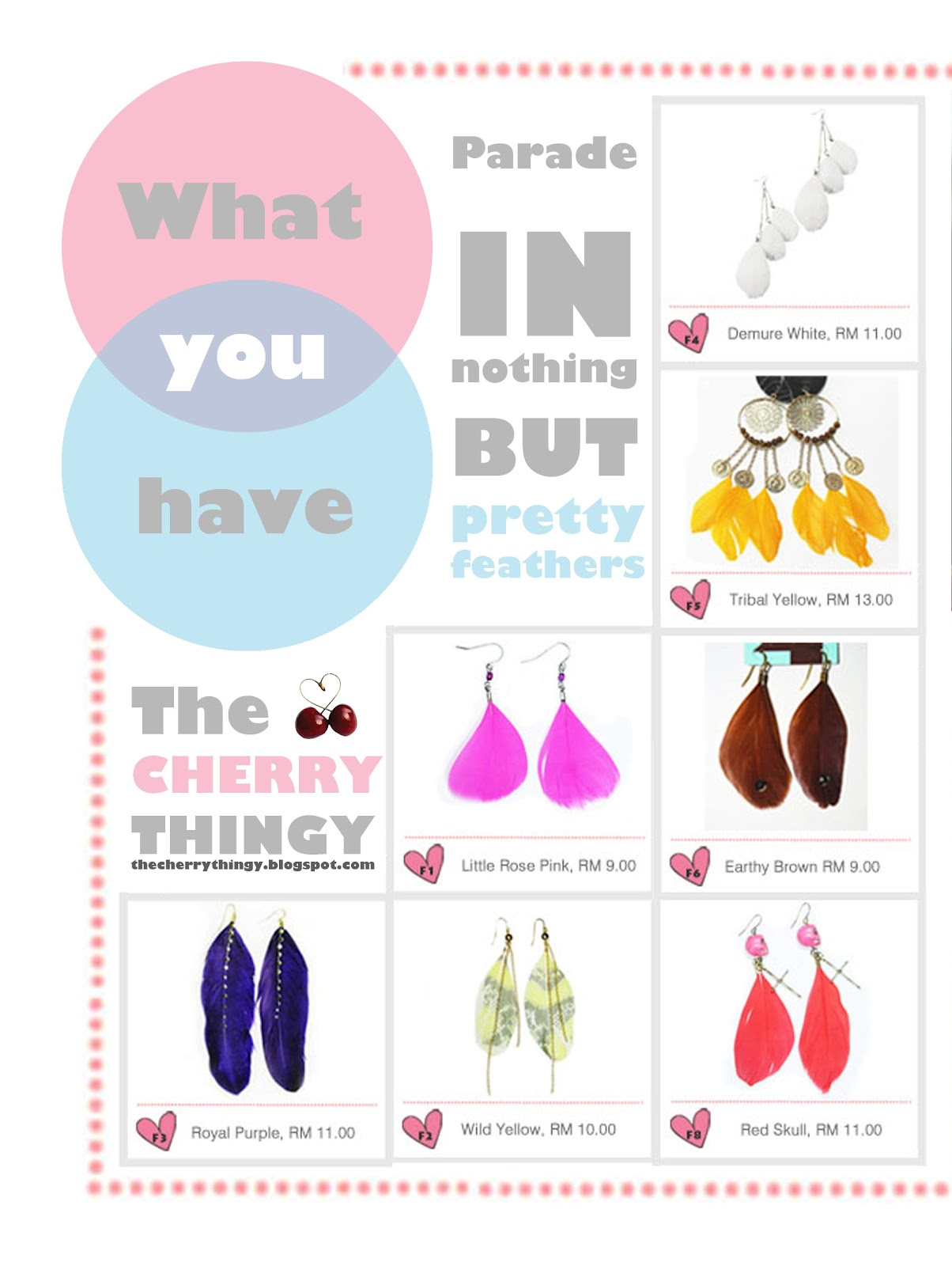 A+Feathery+Dream Magic Monday: Accessorize yourself