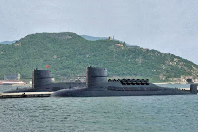 PLAN Type 094 Nuclear Submarines