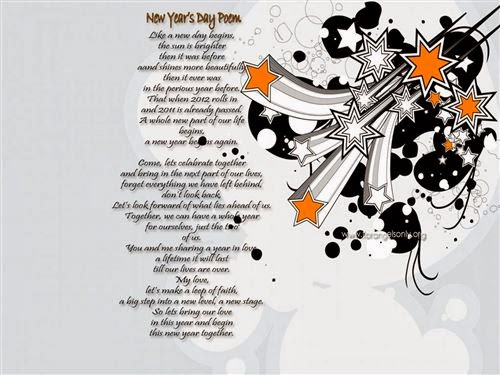 Free Funny Happy New Year Poems 2015