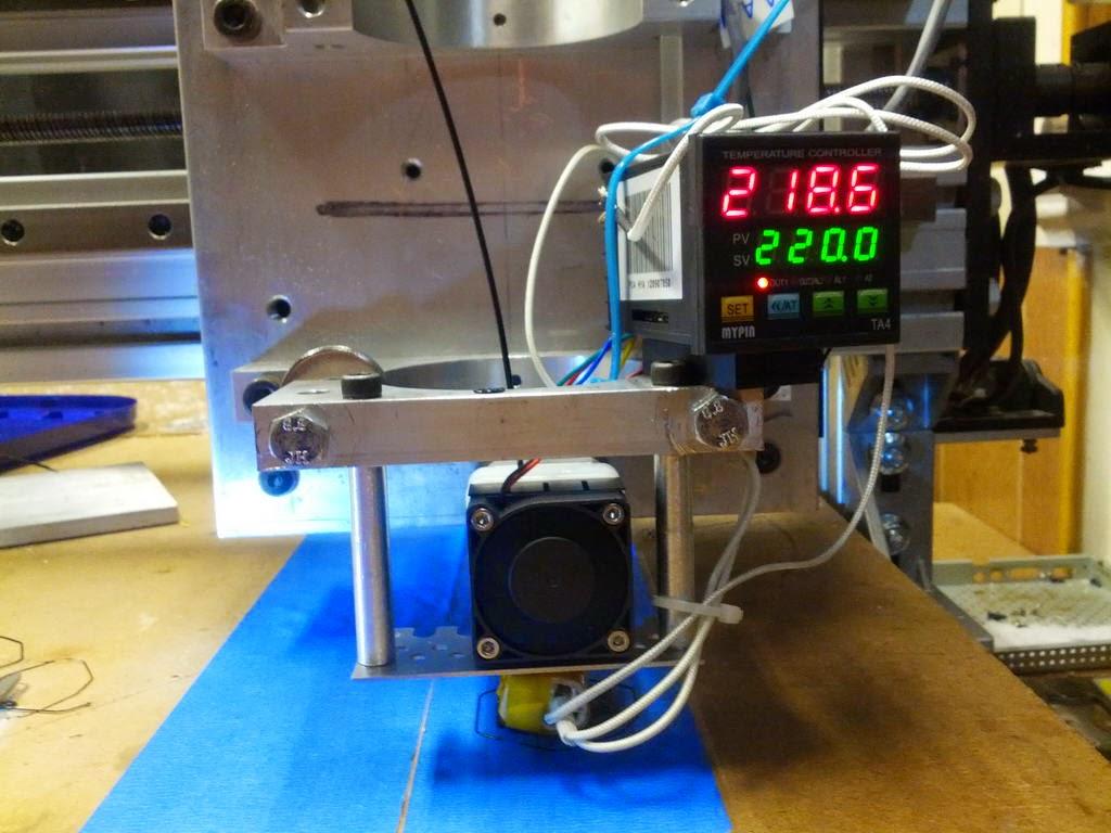 Homemade 3d Cnc Router Michaelieclark Diy Mill An Error Occurred