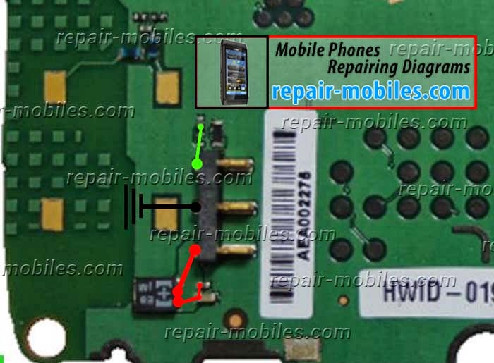 5250 battery connector ways jumpers mobile solution picture help this post is for nokia 5250 battery connector ways jumpers if battery connector prints of nokia 5250 are broken i have marked their ways in thecheapjerseys Images