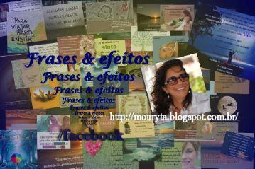FRASES & EFEITOS/ FACEBOOK