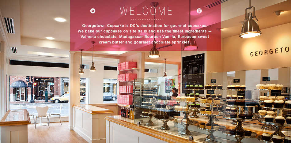Top The Cupcake Georgetown Cupcakes I Want To Go To There