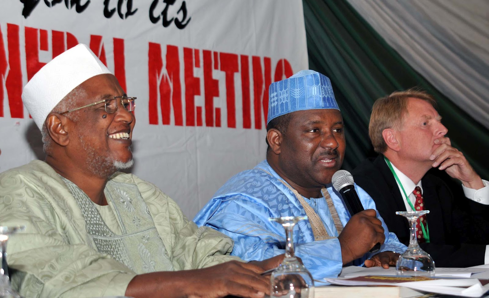 Cement Company Of Northern Nigeria : Foto diplomat agency