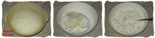 Calzoni di Ricotta e Mozzarella