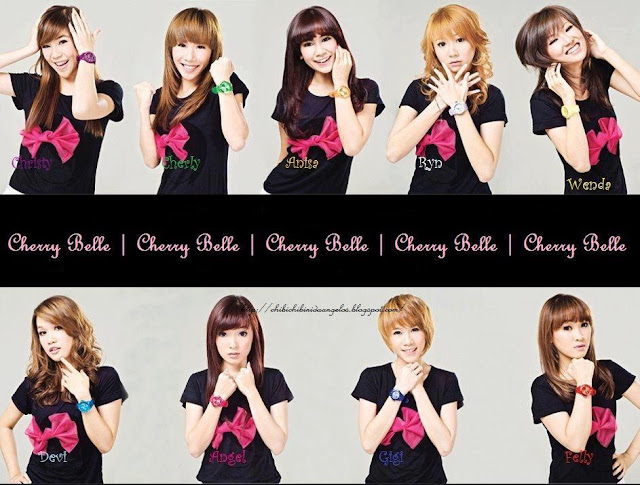Koleksi FOTO Group Cherry Belle