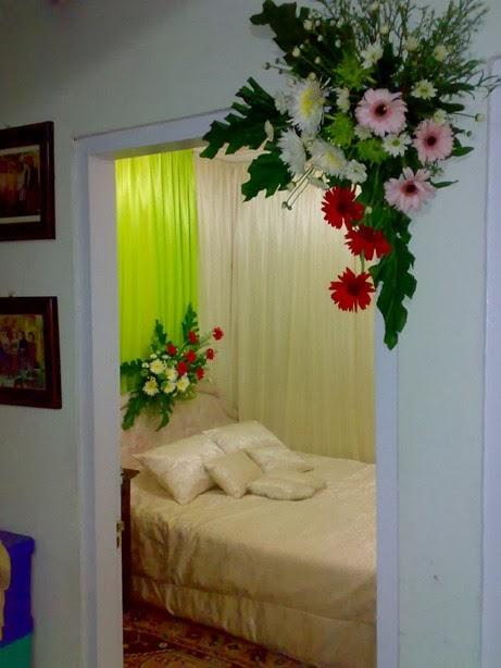 desain kamar tidur pengantin baru model rumah modern