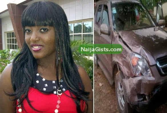 yoruba actress car accident