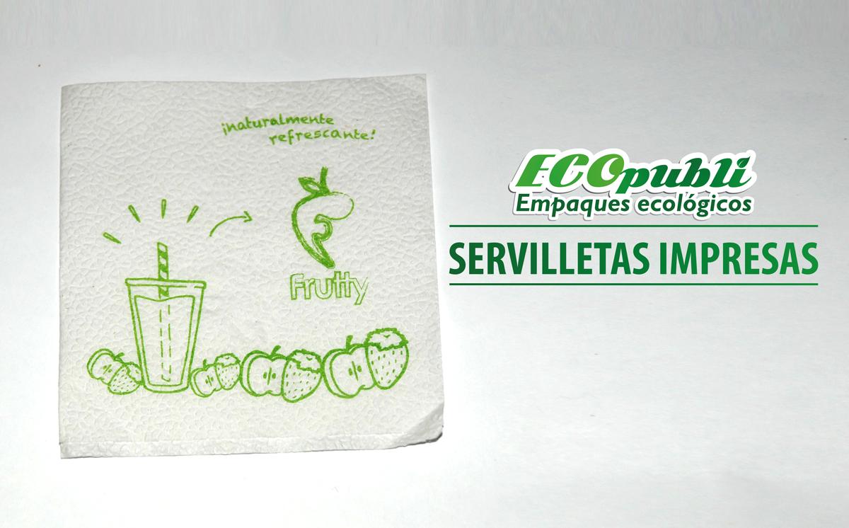 Servilletas impresas - Servilletas personalizadas ...