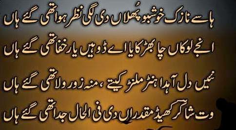 SMS/Text Messeges and Funny Pictures.: Shakir Shuja Abadi Saraiki ...