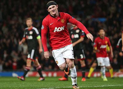 Wayne Rooney Milestone 200 Goal Manchester United 2013