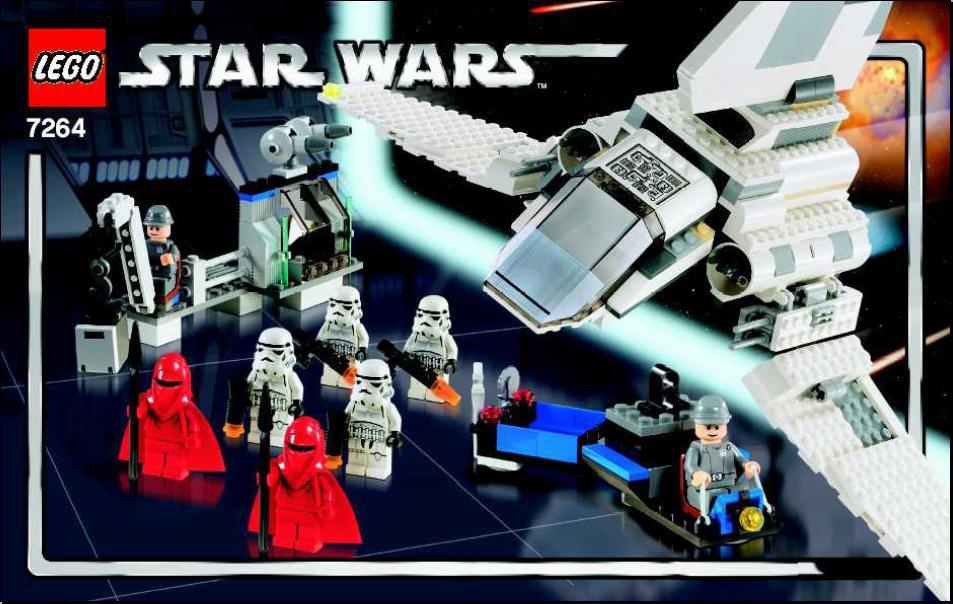 Alle Star Wars: Lego Star Wars