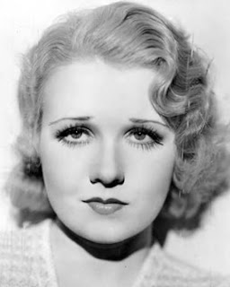 Vintage black and white photo of actress Anita Page.
