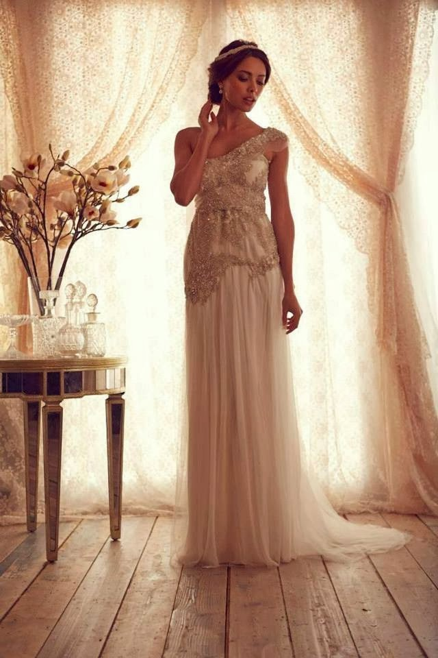 Anna Campbell Bridal 2013 Fall Collection