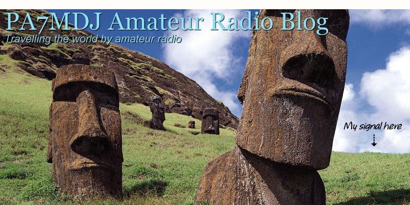 PA7MDJ Amateur Radio Blog