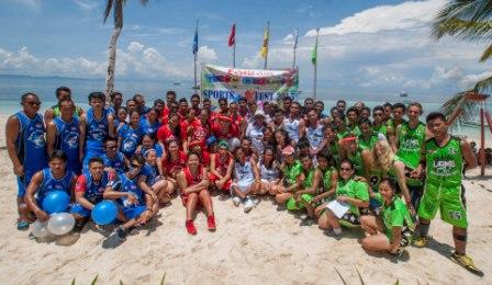 Malapascua Exotic team, Sport fest 2015