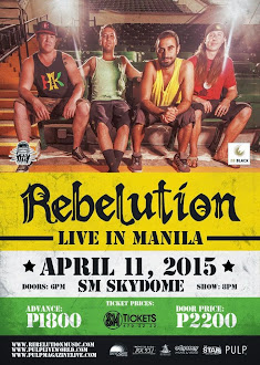 Rebelution Live in Manila