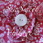 Sew Sweet Vintage