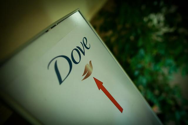 O tym jak Dove lubi rozpieszczać kobiety... Weekend Piękna