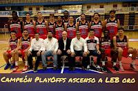 CLUB BALONCESTO CIUDAD DE VALLADOLID. 2016-2017. Liga LEB Plata