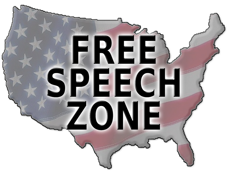 support free speech grow life free speech