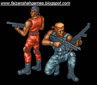 Contra 3 the alien wars online
