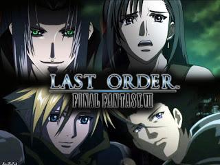 Final Fantasy VII: Last Order  DVDRip AVI Legendado