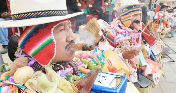 Costumbres bolivianas
