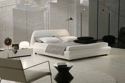 white bedroom decoration furniture wallpaper