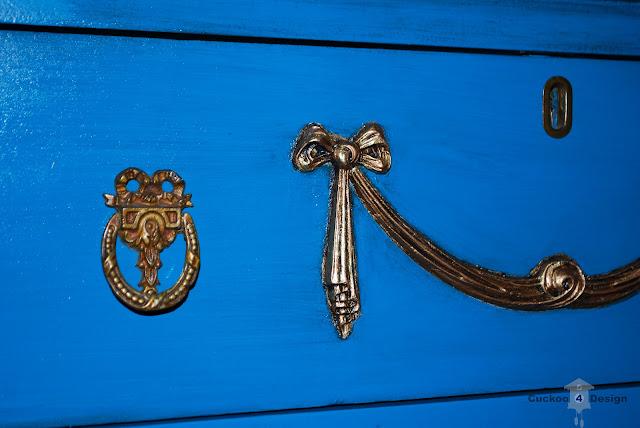 lagoon dresser gold details