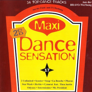 Maxi Dance Sensation vol. 17 (1995)