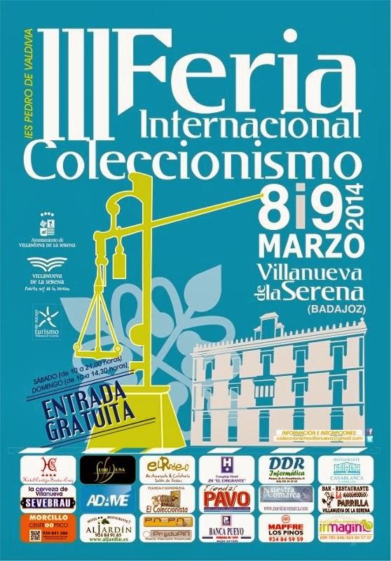 III Feria del Coleccionista