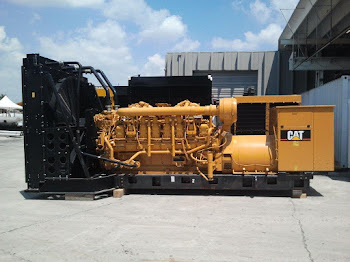 CATERPILLAR 2000 KW.-