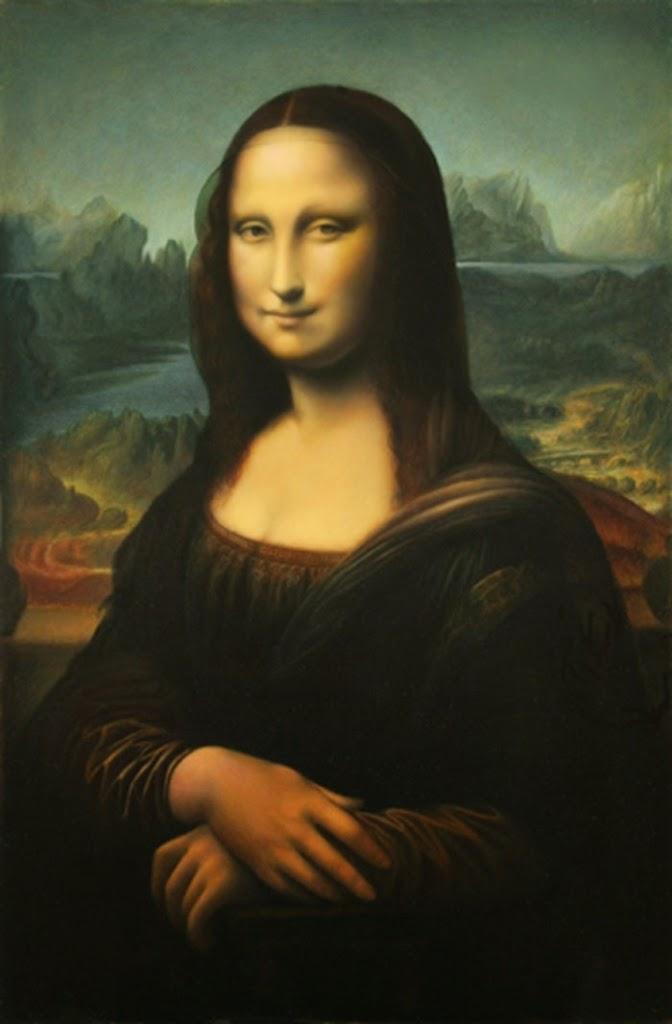 Тор Эгил Хансен Мона Лиза (копия)