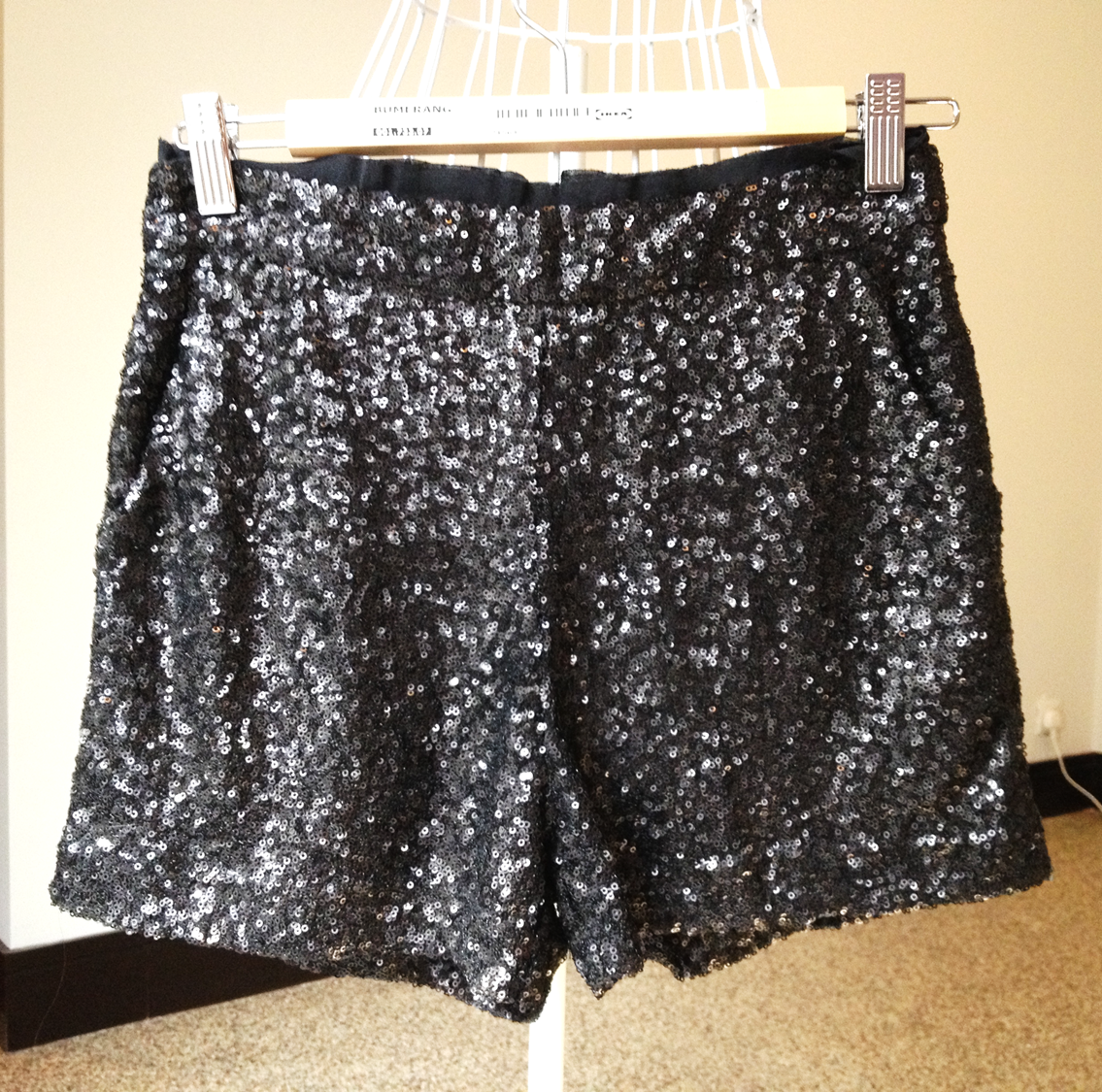Sequin Shorts Rm