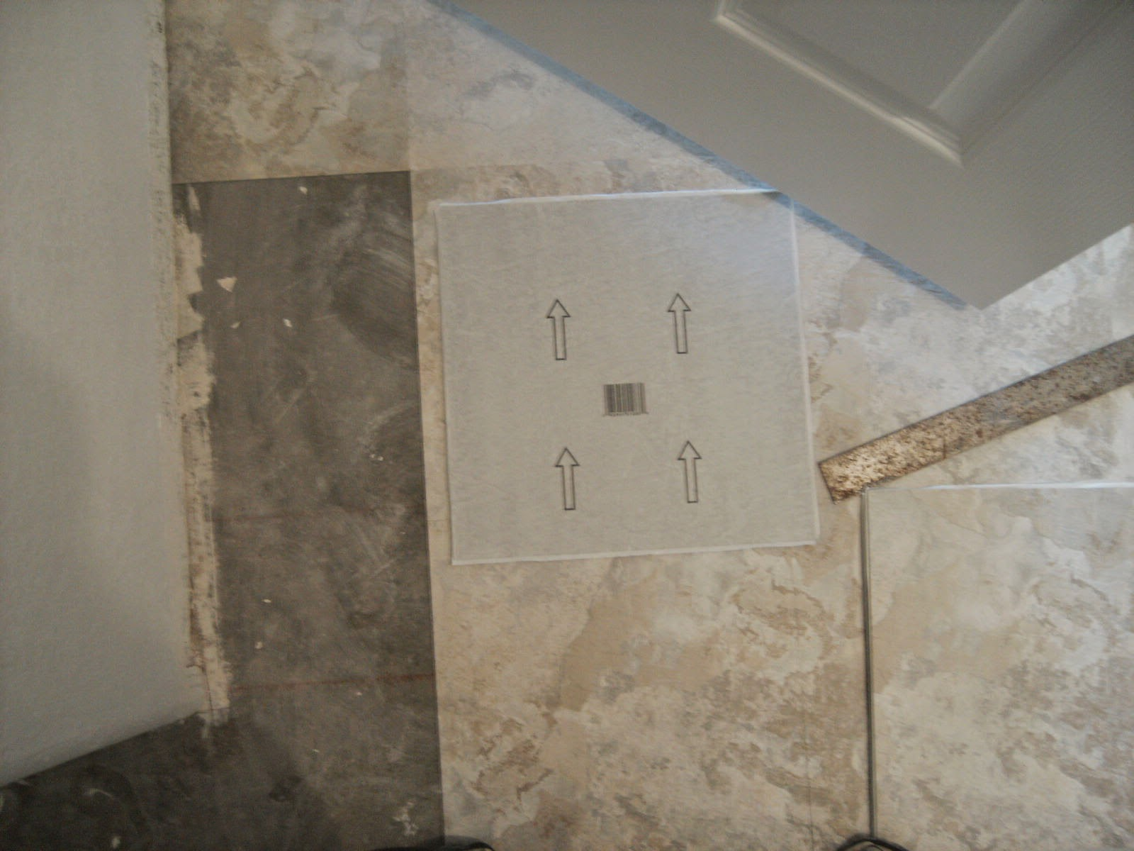 What Do Arrows On My Tile Mean?   Confessions Of A Tile Setter