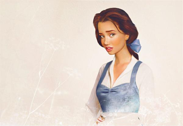 Jirka Väätäinen. Princesas de Disney en la vida real
